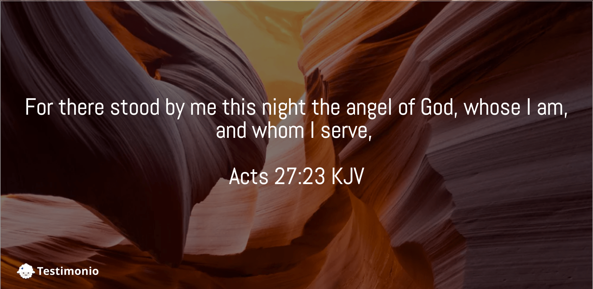 Acts 27:23