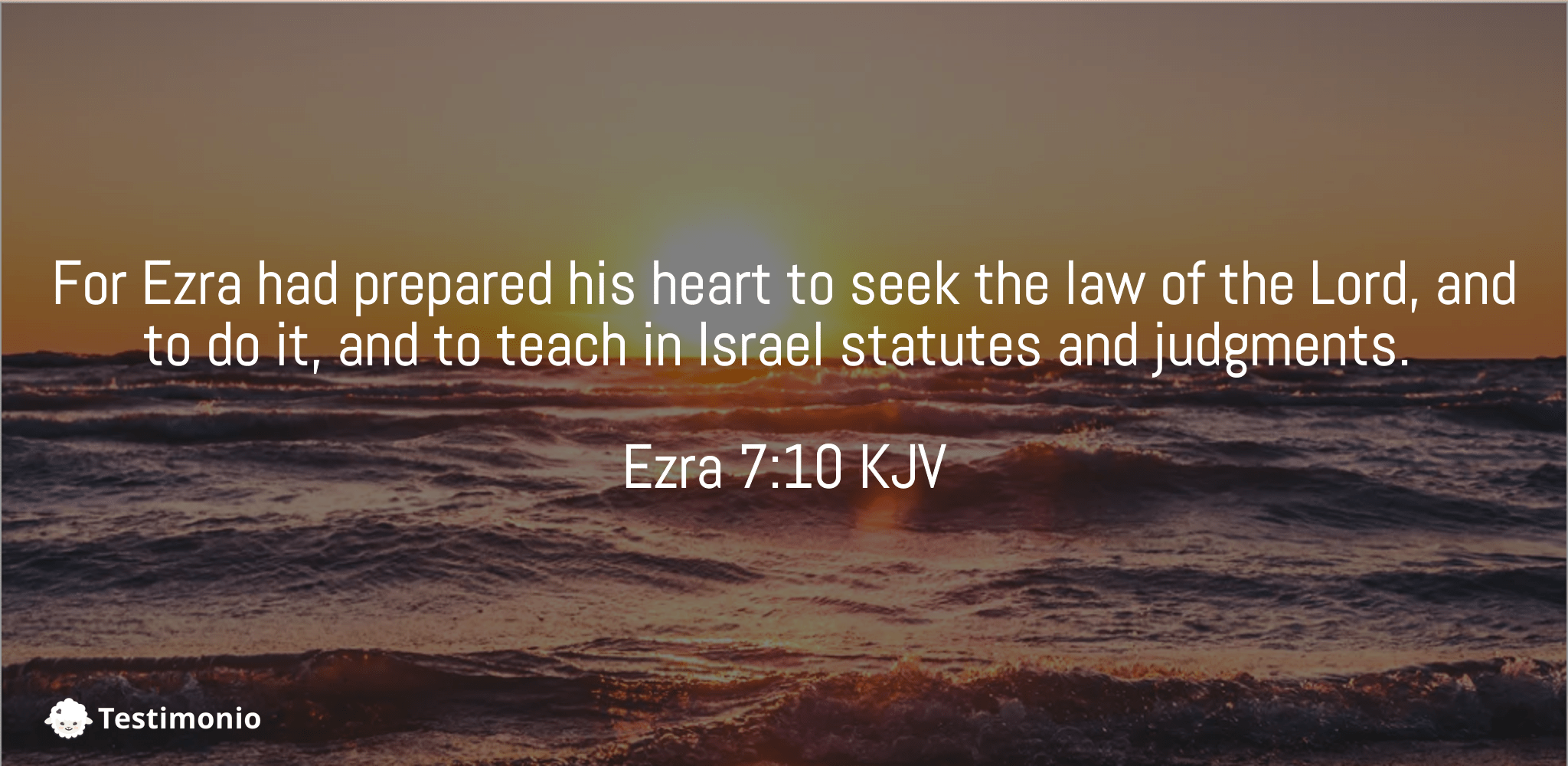 Ezra 7:10