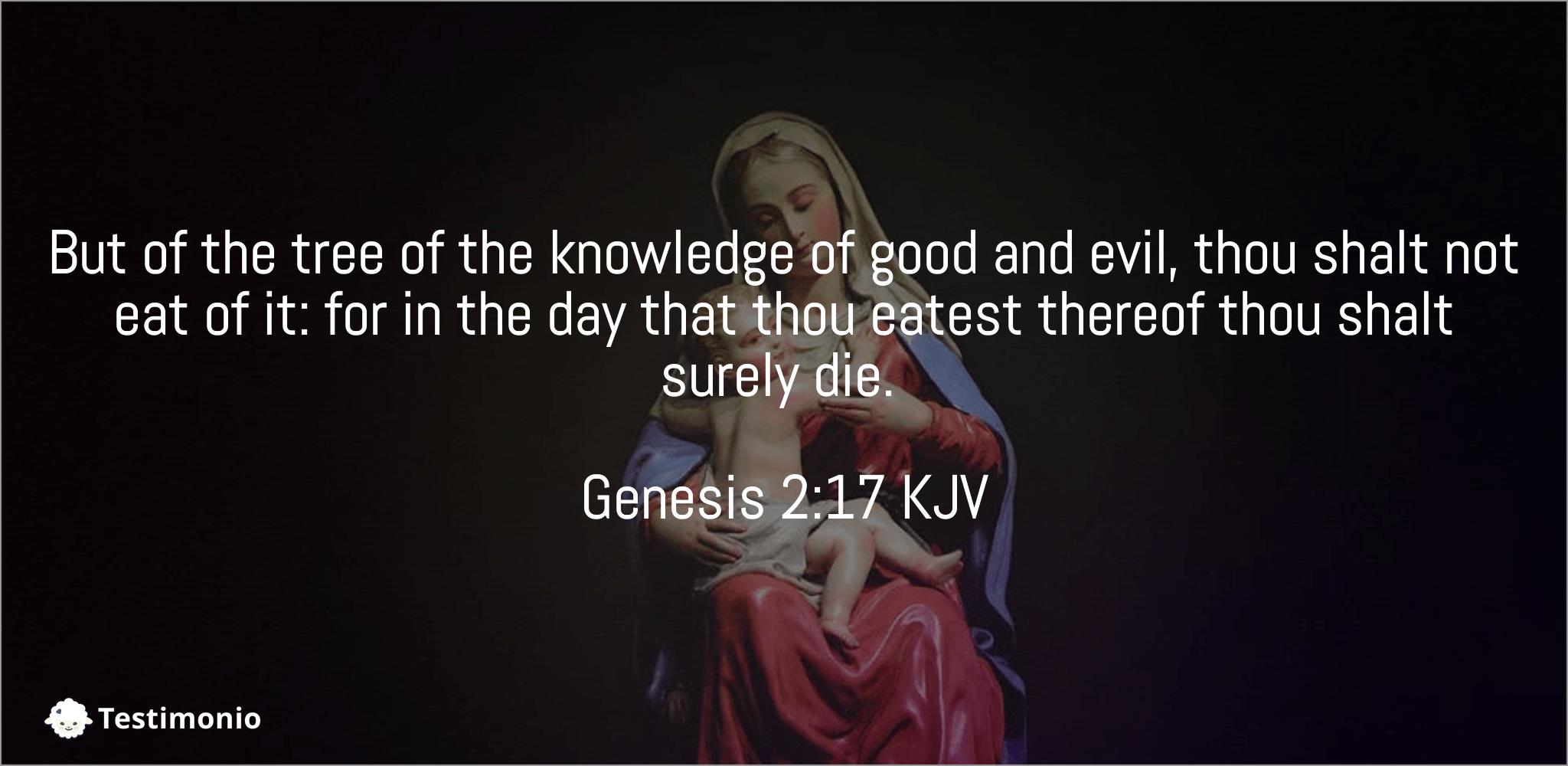 Genesis 2:17