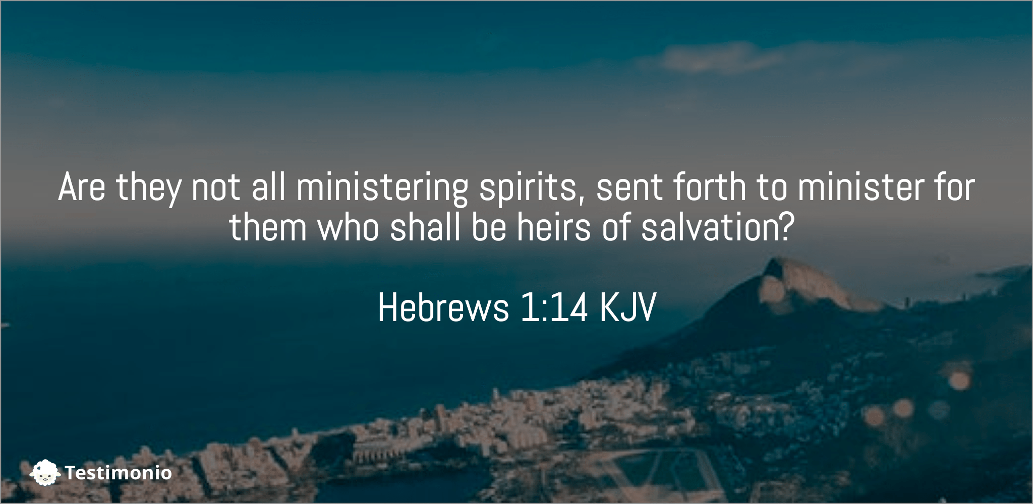 Hebrews 1:14