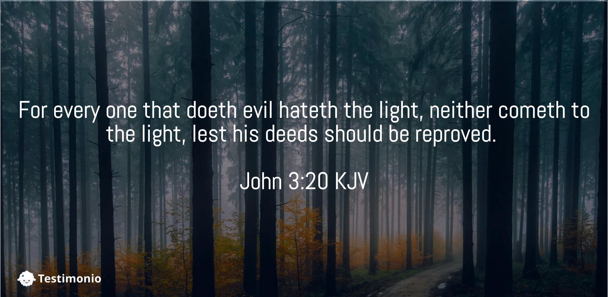John 3:20