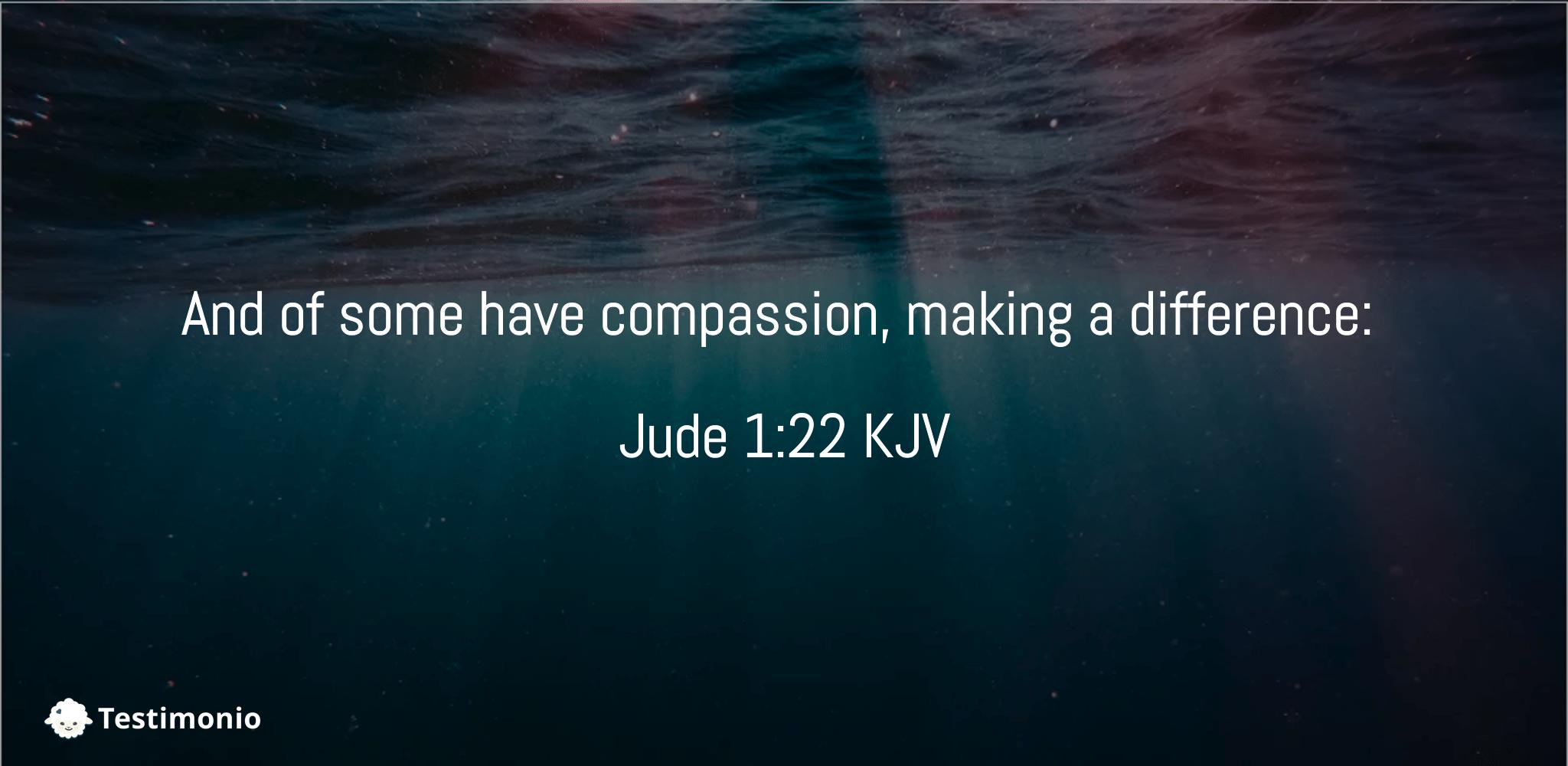 Jude 1:22