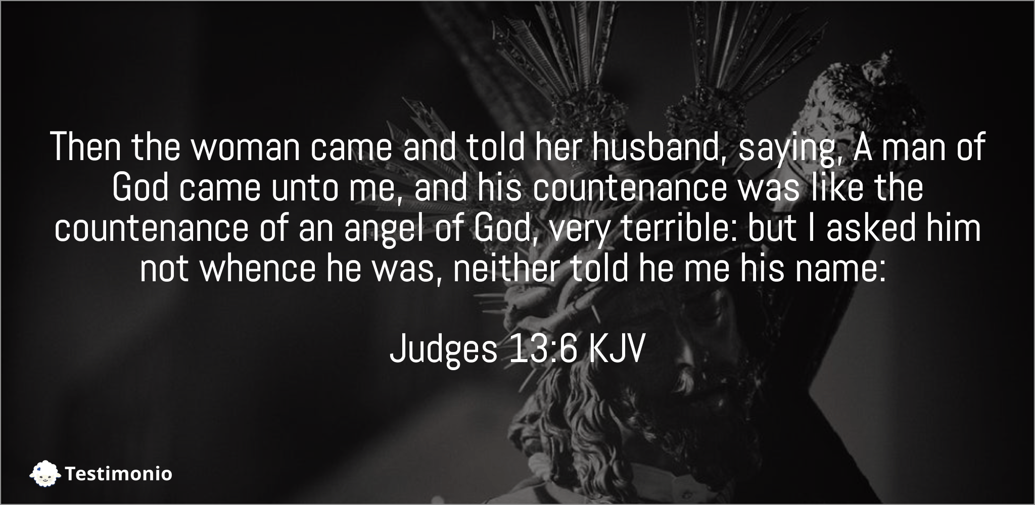 Judges 13:6