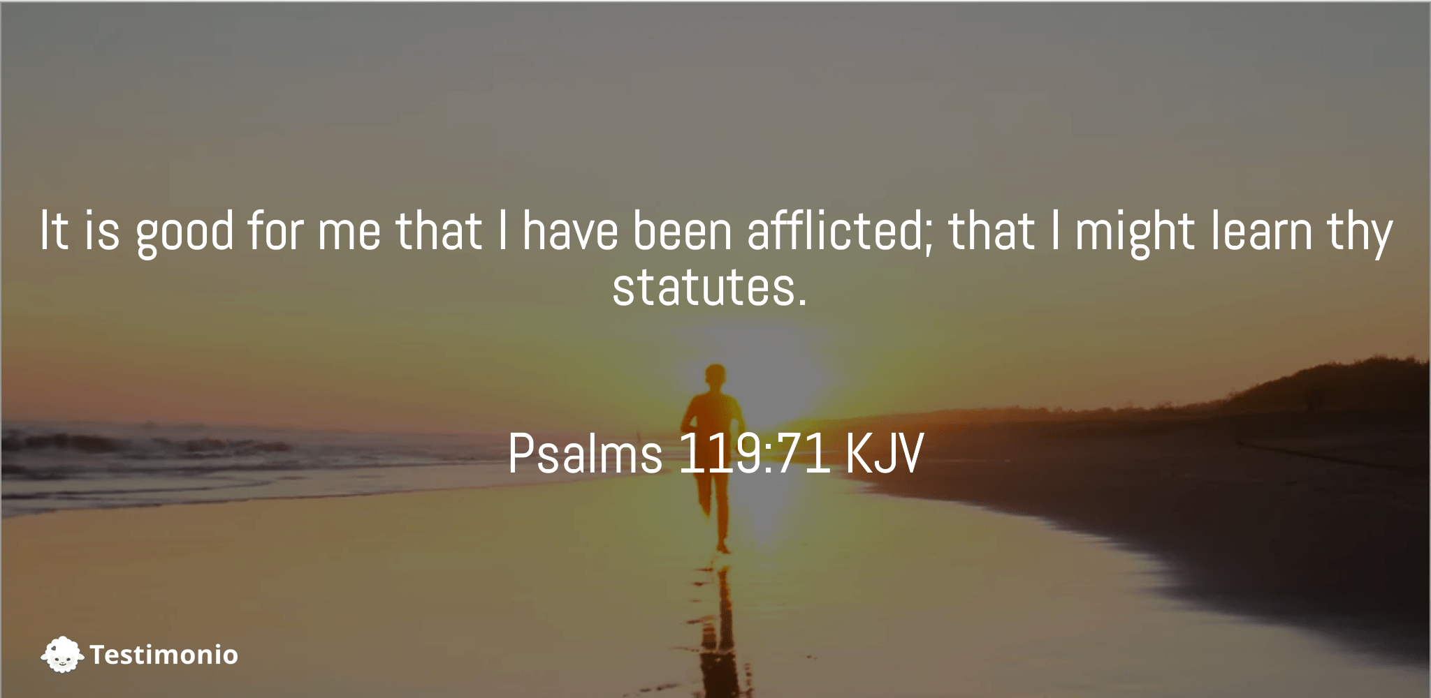 Psalms 119:71