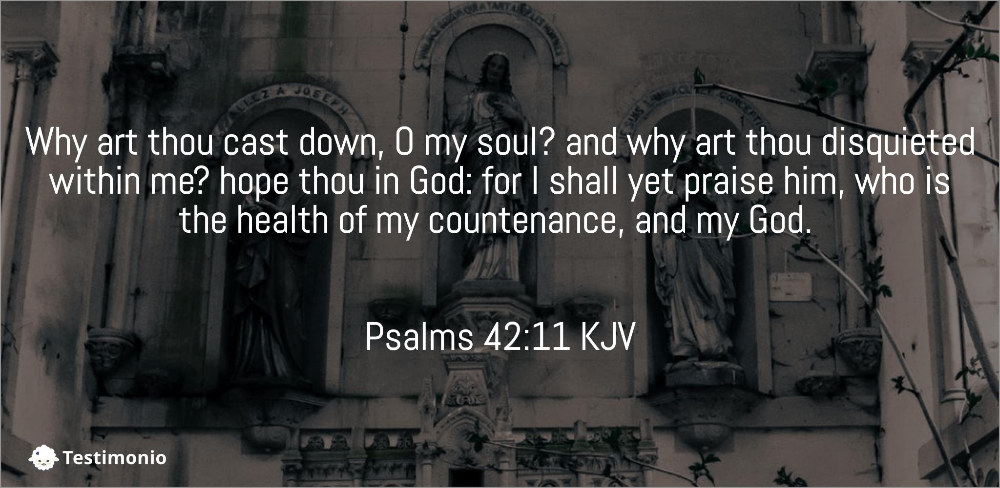 Psalms 42:11