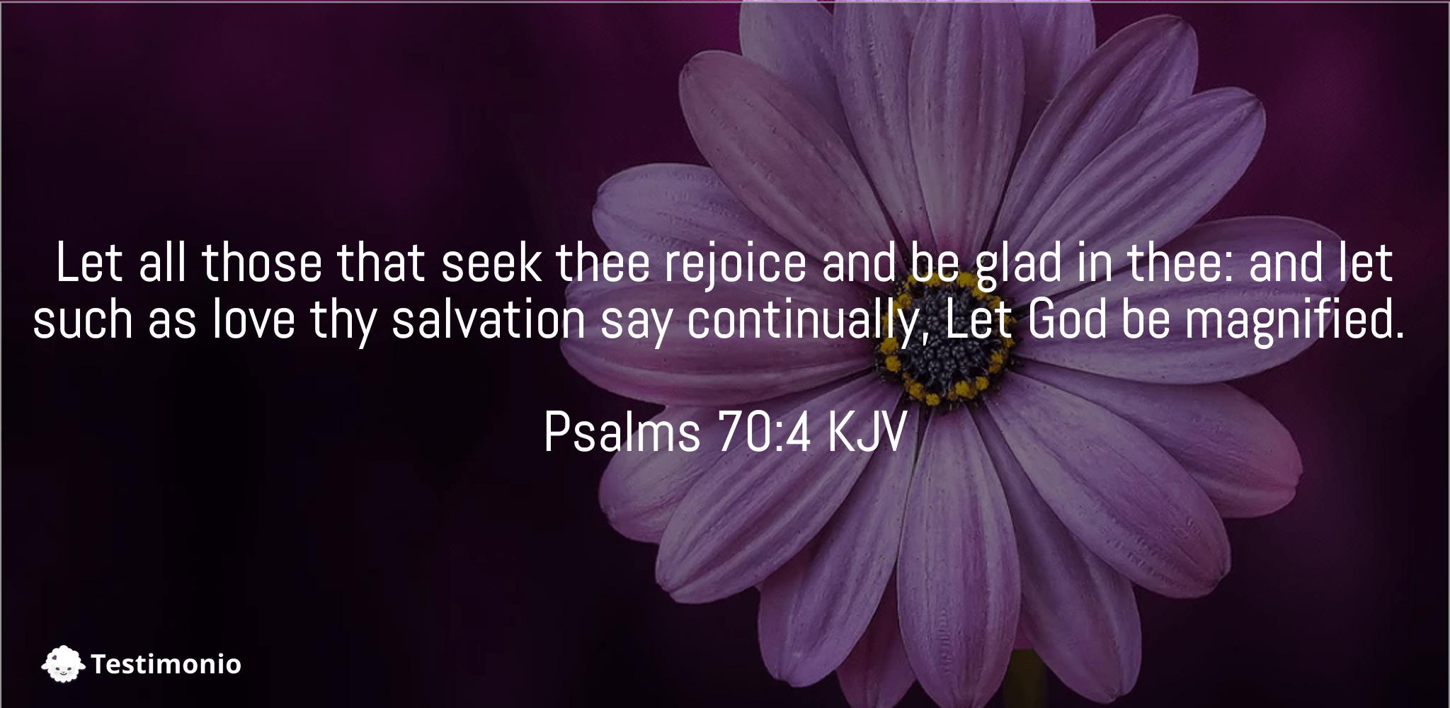 Psalms 70:4