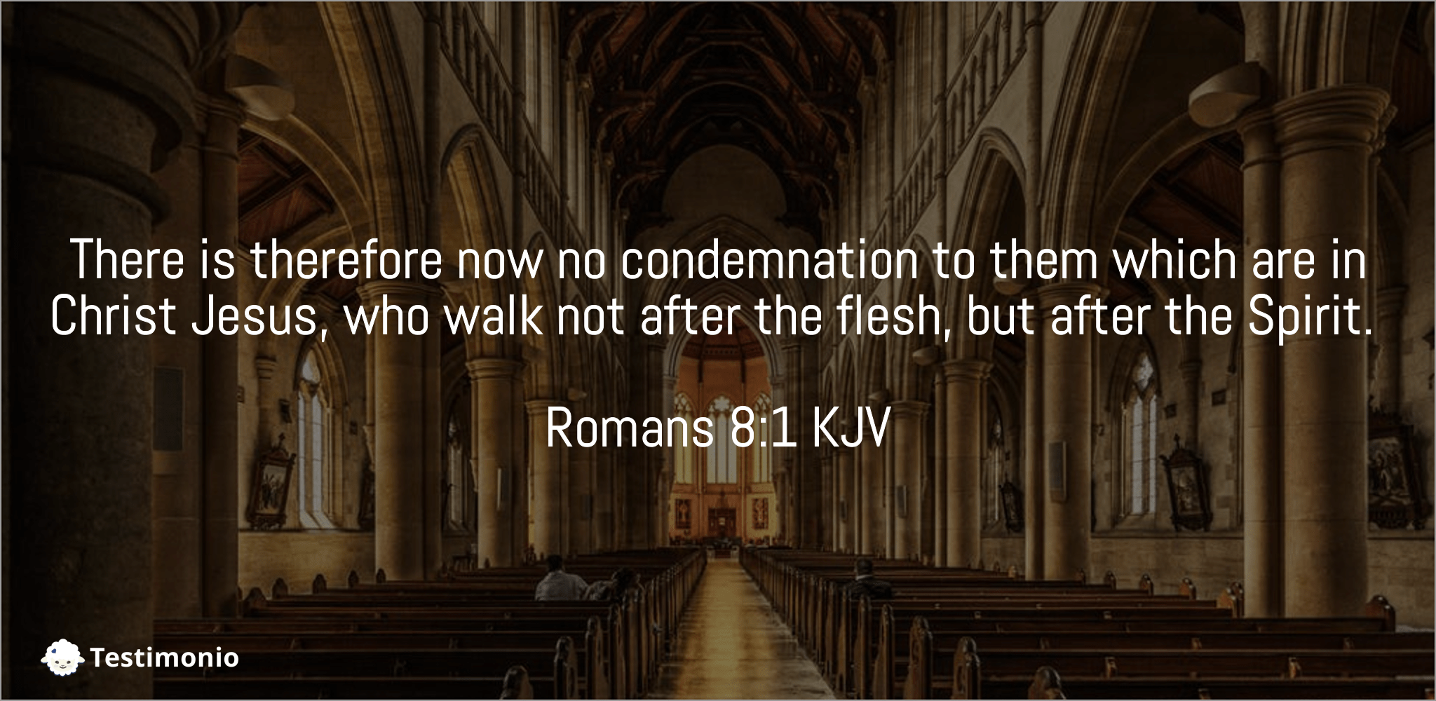 Romans 8:1